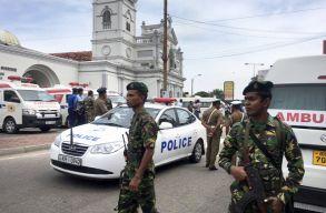 Lemondott a Srí Lanka-i rendõrfõnök