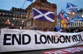 London nem engedélyezi az újabb skót függetlenségi népszavazást