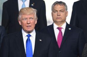 Donald Trump meghívta Washingtonba Orbán Viktort