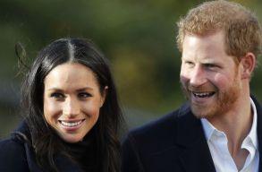 Fia született Harry hercegnek és Meghan hercegnõnek