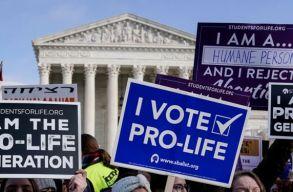 Missouri államban a képviselõház is megszavazta a szigorított abortusztörvényt