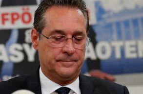 A kirobbant botrány miatt lemondott az osztrák alkancellár