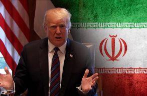 Trump: ha Irán harcolni akar, akkor Iránnak hivatalosan vége lesz