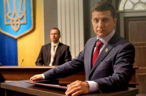 Beiktatták Ukrajna új elnökét, aki bejelentette, hogy feloszlatja a parlamentet