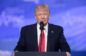 Trump külföldrõl is elfogadná a vetélytársait lejárató információkat