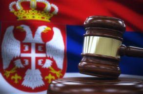 Szerb háborús bûnösöket ítéltek el Belgrádban