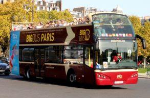 Párizs belvárosából kitiltanák a turistabuszokat
