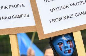 Kínában elveszik és árvaházba adják az ujgur szülõk gyerekeit