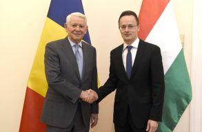 Folytatódik a diplomáciai adok-kapok Meleșcanu és Szijjártó között