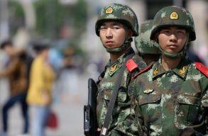 Kína nem ígéri, hogy nem tereli katonai útra Tajvan ügyének megoldását