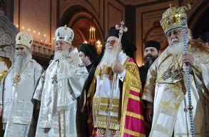 Oroszország állampolgárainak csaknem kétharmada ortodox kereszténynek vallja magát