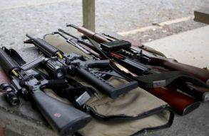 Tizenkétezernél is több lõfegyvert adtak le az új-zélandiak a christchurchi merénylet után