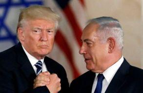 Netanjahu tagadja, Trump pedig nem hiszi, hogy Izrael kémkedett volna az USA ellen