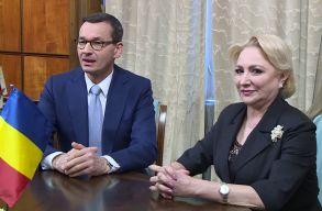 Megállapodtak Románia és Lengyelország uniós együttmûködésérõl