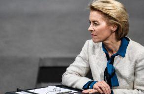Ursula van der Leyen a visszautasított jelöltek gyors helyettesítését kéri