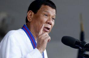 The New York Times: súlyos beteg a Fülöp-szigeteki elnök