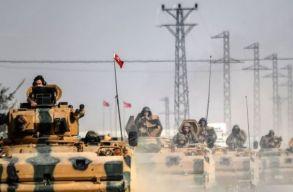 A török elnök bejelentette, hogy megkezdõdött a török hadmûvelet Északkelet-Szíriában