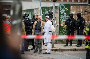 Antiszemita indíttatásból rendezett vérfürdõt a németországi lövöldözõ