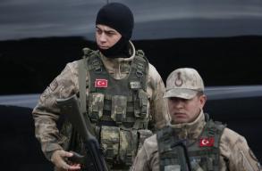 Tovább folytatódik a kurdok elleni török offenzíva