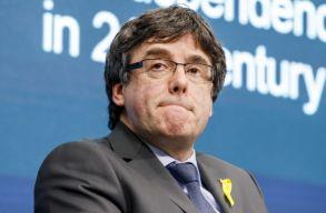 Ismét nemzetközi elfogatóparancsot adtak ki Puigdemont ellen