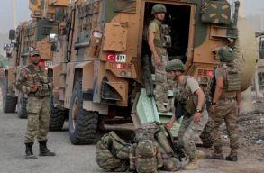EU: Törökországnak le kell állítania Szíriában folytatott katonai tevékenységét