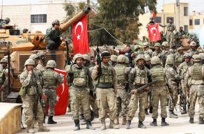 Ankara semmi esetre sem állítja le a szíriai hadmûveletet