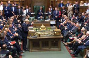 Az alsóház elnöke nem engedélyezte a hétfõi szavazást a Brexit-megállapodásról