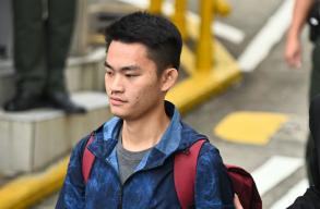 Kiszabadult a börtönbõl az a férfi, aki miatt a kiadatási törvény módosítását javasolták Hongkongban