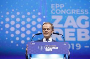 Donald Tuskot választották az az EPP elnökének, és egybõl hadat üzent a populizmusnak
