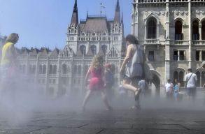 A tavalyi lett a legmelegebb év 1901 óta Magyarországon