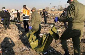 Irán nem akarja átadni a lezuhant gép fekete dobozát a Boeingnek