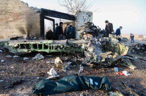 Amerikai sajtóforrások szerint Irán lõtte le az ukrán gépet, tévedésbõl