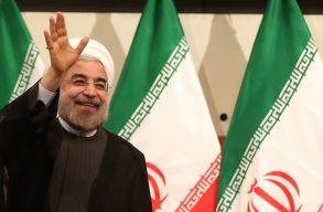 Elismerte Irán, hogy õk lõtték le véletlenül az ukrán gépet