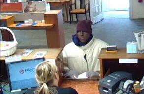 Símaszk helyett inkább feketére festett arccal rabolt bankot egy amerikai fehér férfi