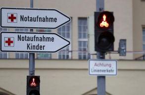Már hét koronafertõzött beteg van Németországban
