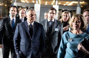 Európai Néppárt: most még nem döntenek a Fidesz kizárásáról