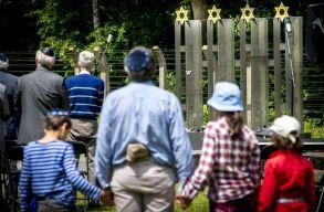 Rekordszámú antiszemita incidens történt tavaly Hollandiában