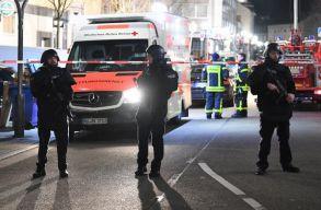 Egy 23 éves román áldozata is van a hanaui támadásnak