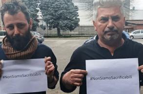 Több mûködõ üzem dolgozói sztrájkolnak Olaszországban