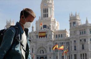 Spanyolországban több mint ötszázan haltak meg egy nap alatt