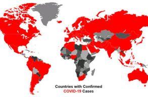 Már 1,1 millió felett a regisztrált fertõzöttek száma a világban
