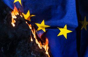 Németországban börtönt kaphat, aki meggyalázza az EU vagy más államok zászlaját
