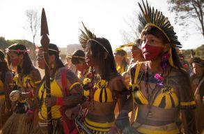 A koronavírus-járvány Brazília õslakosok lakta területein is terjed