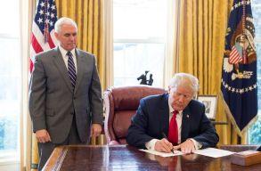 Trump aláírta a közösségi platformok szabályozásáról szóló rendeletet
