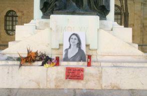 A volt máltai gazdasági miniszter is fizethetett az oknyomozó újságírónõ meggyilkolásáért