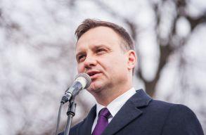 Szinte biztos, hogy Andrzej Duda nyerte a lengyel elnökválasztást