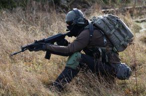 Németországból a Fekete-tenger partjára vezényel át katonákat a NATO