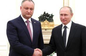 A moldovai elnök már egyezkedett az oroszokkal, hogy õk is kapjanak a vakcinából