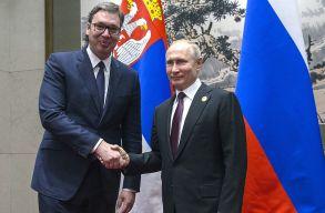 Szerbia is vásárol az orosz vakcinából, de használat elõtt még bevizsgálják azt