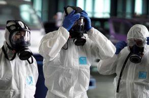 Koronavírus: a WHO szerint a következõ két hónapban kiugróan megnõ az elhunytak száma